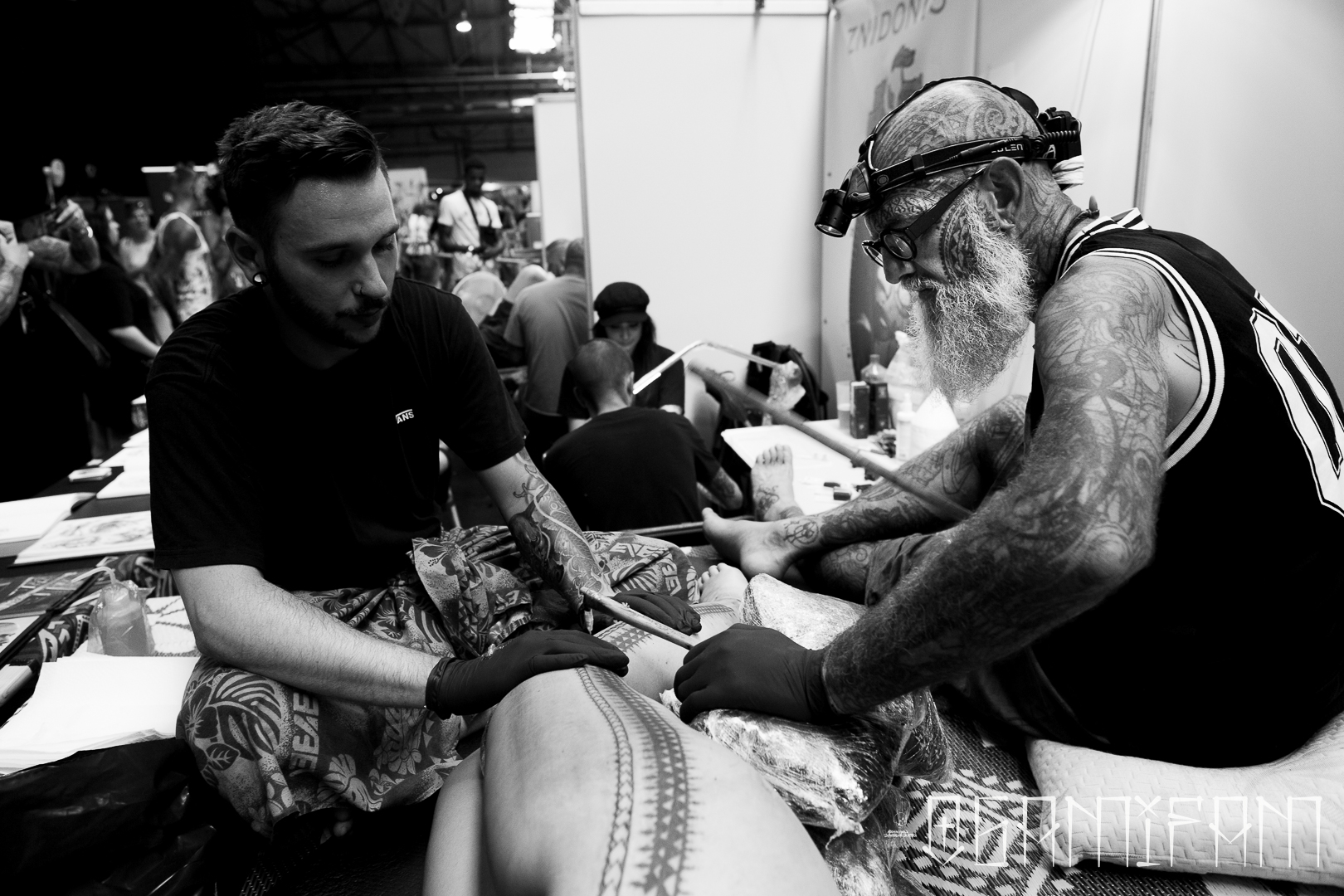 Berlin Tattoo Convention 2018
