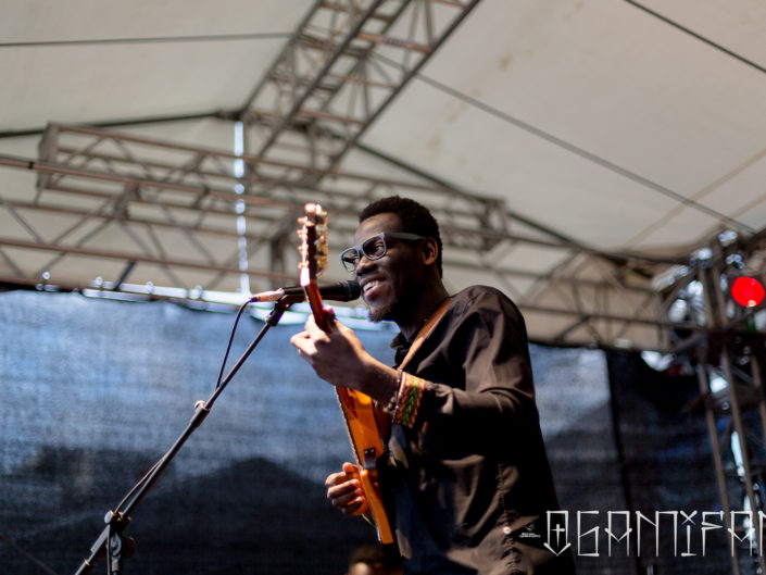 Willie Sahel at Kenako Festival Berlin