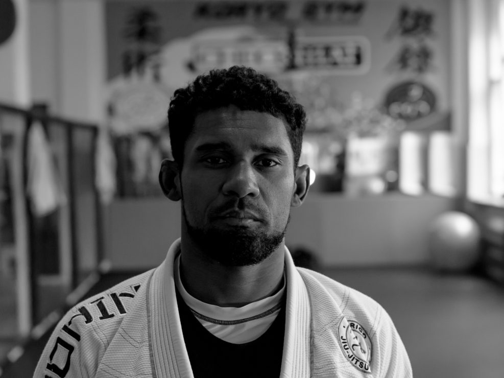 "Headcoach Rodrigo ""RedFox"" BJJ Dojo CheckMat Berlin"
